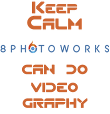 Videography @ 8photoworks by 8photoworks