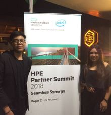 HPE Partner Summit 2018 by Dix Music Entertainment