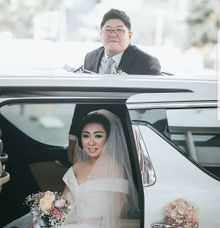 The Wedding of Roger & Vero by Priority Rent car