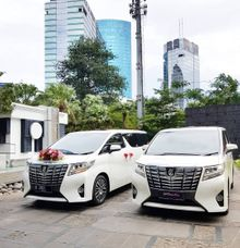 The Wedding of Willy & Thuong by Priority Rent car