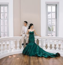 Sigit Fenny Prewedding by Voeu Photography