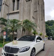 The Wedding of Fransiskus &  Steffie by Priority Rent car
