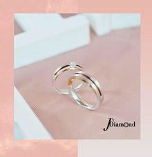 Elegant Two Tone by J's Diamond Jewellery