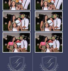 JR & Jaclyne Wedding by Boracay Starshots Photobooth