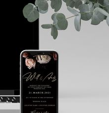 WA Invitation by Ellite Design