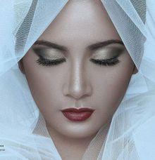 wedding look makeup by Audy makeup