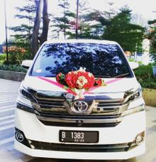 The Wedding of Vicky & Venita by Priority Rent car