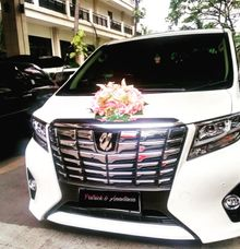The Wedding of Patrick & Anastasia by Priority Rent car