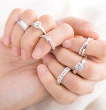Diamond Rings by J's Diamond Jewellery