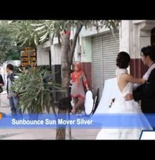 California Sunbounce Project by Monika Sujono Make Up Artist