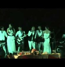 Australian Wedding Party by NEXTBEAT BAND BALI