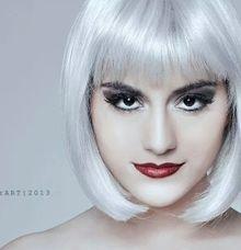 dramatic makeup by Audy makeup
