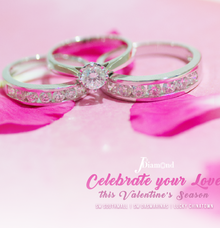 Wedding Bands Set by J's Diamond Jewellery