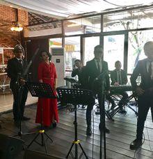 Adit & Miranda Wedding Party by Miracle Entertainment