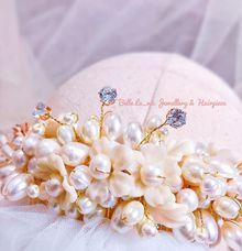 Fresia Haircomb for Ms.Sri Dwianti  by Belle La_vie