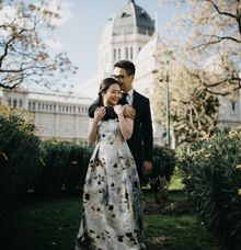 Pre-Wedding Shoot Kenneth & Novita by Michelle Alphonsa