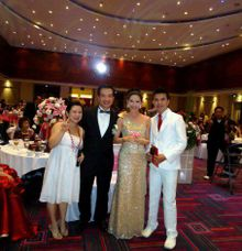 MC Lie wen & Tong Seng yan Wedding at Sanur Paradise Hotel by MC Rendy Rustam