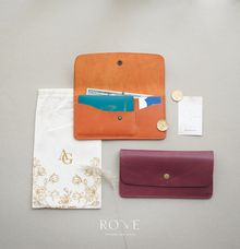 Aris & Gina - Custom Travel Wallet by Rove Gift
