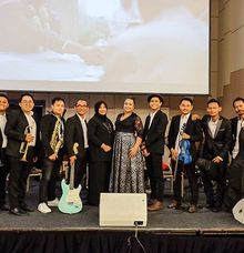 full band by Sony Entertainment Bogor