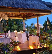 Romantic Dinner by Meliá Bali Indonesia