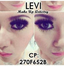makeup detail ♡ by Levina Giovanni MakeUp Artist