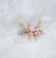 Cassiopeia Hairpiece by Belle La_vie