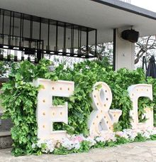 Edwin & Gaby by indodecor