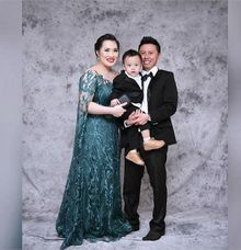 Sister of the Groom from Makassar by Berta Chandra Couture