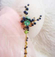 Green Berry Hairpin by Belle La_vie