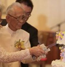 Wedding Diamond Anniversary of Oey Kang Pin & Siem Jian Tjia by PULSE PICTURES