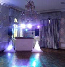 Luxury wedding by Prague Wedding DJ