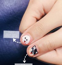 Gel Design by nailsme.id