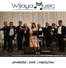 The wedding of Andry & Melina by Wijaya Music Entertainment