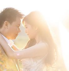 Prewedding of Angga & Fenny by Gianina Atelier