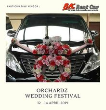 Tgl 12-14 April Di Hotel Orchard Industri by BKRENTCAR