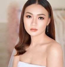 THE BRIDE TO BE FANNY by Sheila Kho Makeup