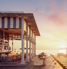 Raffles Maldives by Launch Weddings
