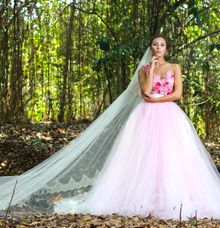 Wedding Dress by Herry & Armand