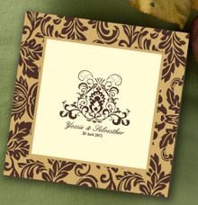 The wedding Yossie & Sylvester by Agape Card