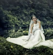 bridal look by Audy makeup