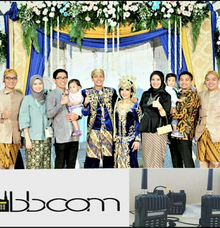 Wedding Rini & Reza by Handy Talky Rental bbcom