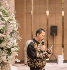 MC Engagement Citta Jelita dan Rony by Subki Abdul