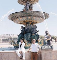 Paris prewedding sesion Hendry & Siska by Klik Studio