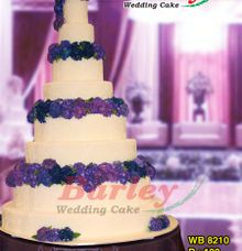 8 Tiers by Barley Cakes