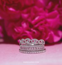 Diamond Ring for Her by J's Diamond Jewellery