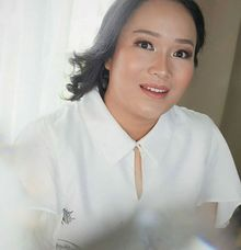 Makeup and Hair For Attending Wedding Party by Beauty Room Bali