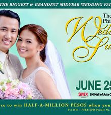The Philippine Wedding Sumit 2016 by e-Guestbook
