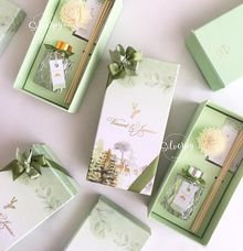 The Wedding of Vincent & Jessica by Silverjoy Gift