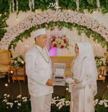 Dinda & Irvan Wedding by Attila Seserahan
