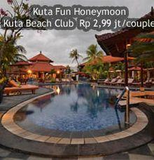 Honeymoon at Bali by Honeymoonkita.com